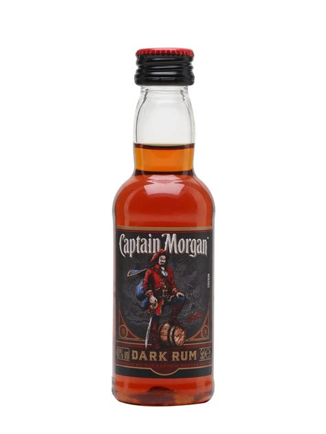 captain morgan rum miniature  whisky exchange