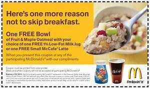 FREE Breakfast at McDonalds! - Fabulessly Frugal