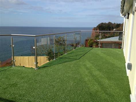 Kunstrasen Für Balkon, Terrasse Oder Garten