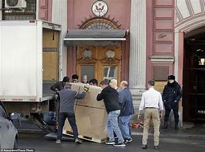 Expelled Russian diplomats return from US amid spy dispute ...