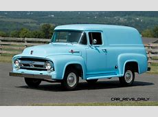 RM Hershey 2014 Highlights 1956 Ford F100 Panel Truck