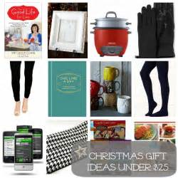 christmas gift ideas under 25 for the ladies momadvice