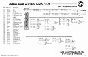 Mbe 900 Ecm Wiring Diagram