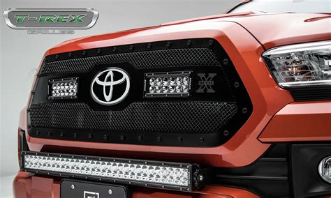 2018-2019 Toyota Tacoma Torch Series Main Grille Insert W