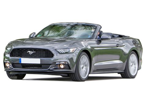 Ford Mustang Convertible Review Carbuyer
