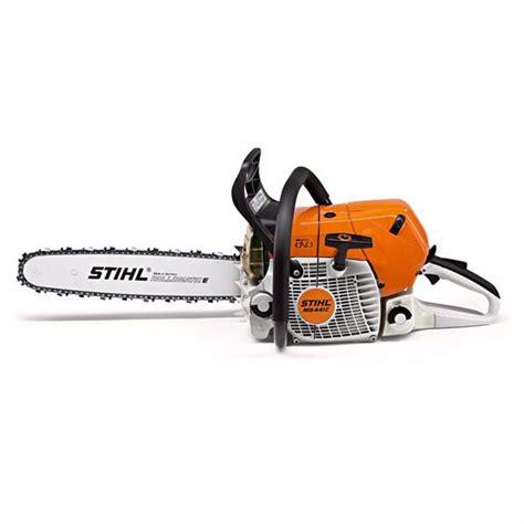 Stihl Ms 441 Cm 18 20 25 Petrol Chainsaw