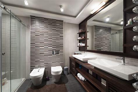 Sleek Modern Master Bathroom Ideas For