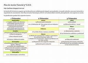 Plan De Acci U00f3n Tutorial 3 U00ba E S O