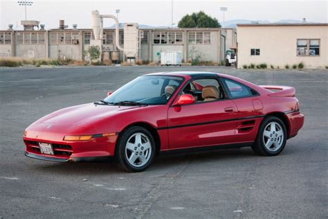 1993 Toyota Mr2 1993 toyota mr2 5 speed bring a trailer
