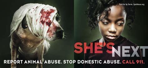 provocative prevention campaign   animal