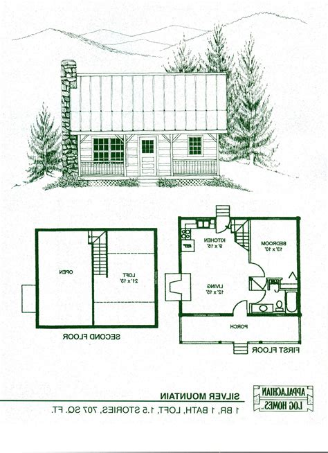 small cabin floor plan log cabin floor plans on appalachian log homes floor plans