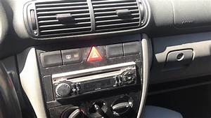 Audi A3 8l Hazard Switch Problem