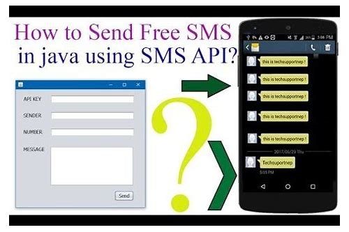 baixar java sms api free