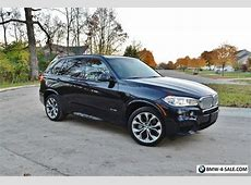 2014 BMW X5 50i MSport 3rd Row Seat, Tow Package for Sale