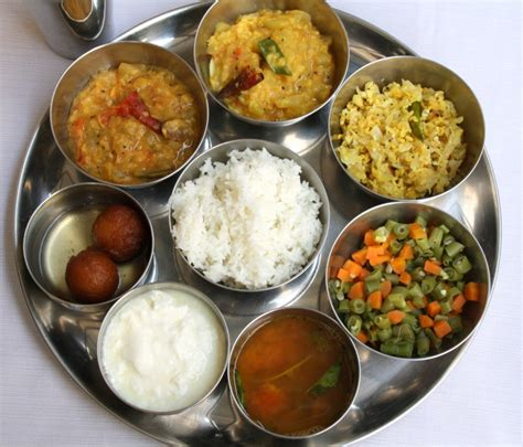south cuisine tinda kootu tinda curry south indian thali