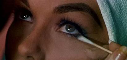 Novak Kim Makeup Vertigo Gifs 1950s Eyebrows