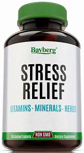 Multivitamins  U0026 Anti Stress Formula With Minerals And Herbs  Immune And Mood Support Supplement