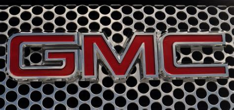Gmc To Receive Branding Push For 2015
