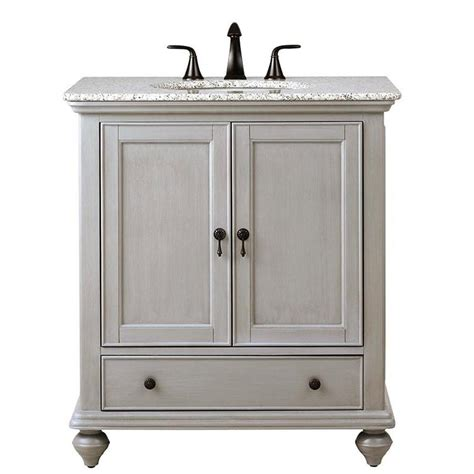 home decorators collection bredon 31 in vanity in rustic