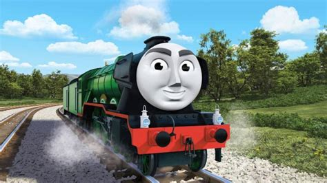 Interview With The Flying Scotsman (the Great Race)