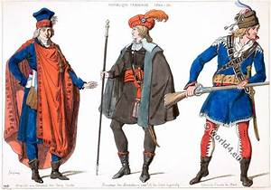 The Days of the Directoire. Costumes under the French ...