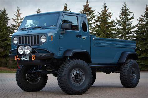 jeep van truck jeep mighty fc concept uncrate