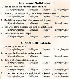 effects of low self esteem essay
