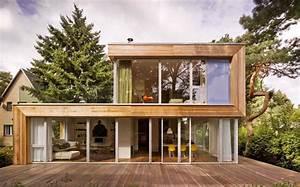 Haus Mit Holzverkleidung : moderne h user bilder haus jacobs homify ~ Articles-book.com Haus und Dekorationen