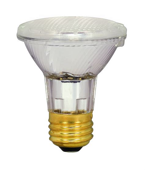 satco s2232 39 watt 50 watt 530 lumens par20 halogen