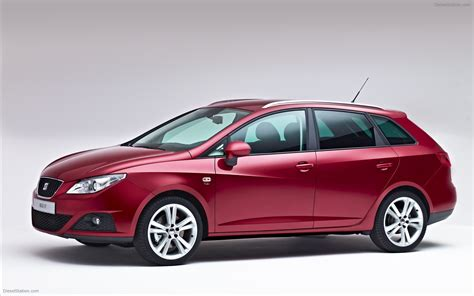 Seat Ibiza St 2018 Widescreen Exotic Car Wallpapers 02 Of