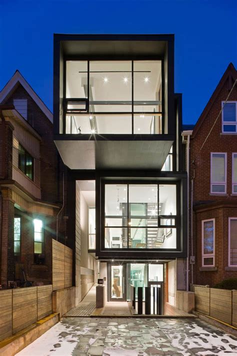 The top 10 contemporary homes in Toronto