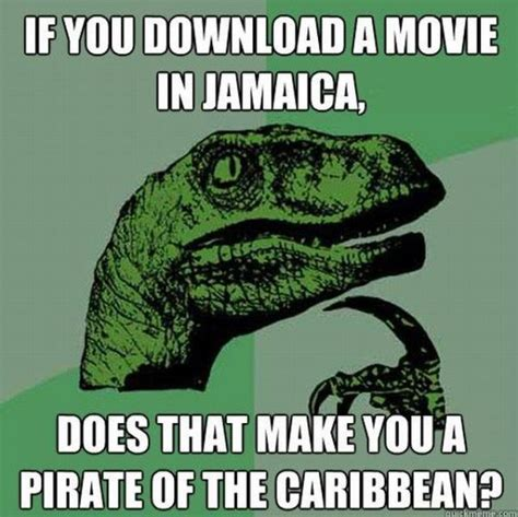 Piracy Meme - pirate bay insert awesome blog title here