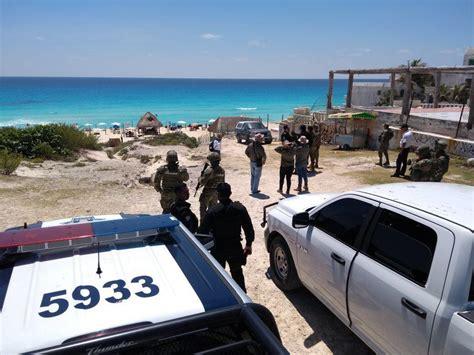 Refuerzan Operativos De Prevención En La Zona Hotelera De