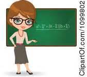Female Math Teacher Clip Art | Clipart Panda - Free ...