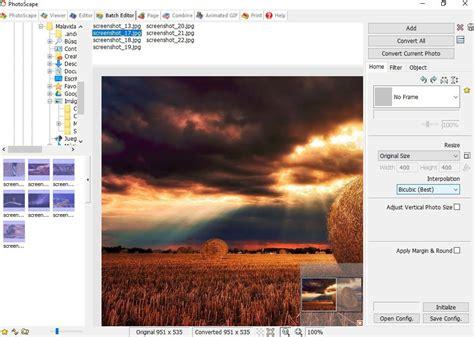 PhotoScape 3 7 Descargar para PC Gratis