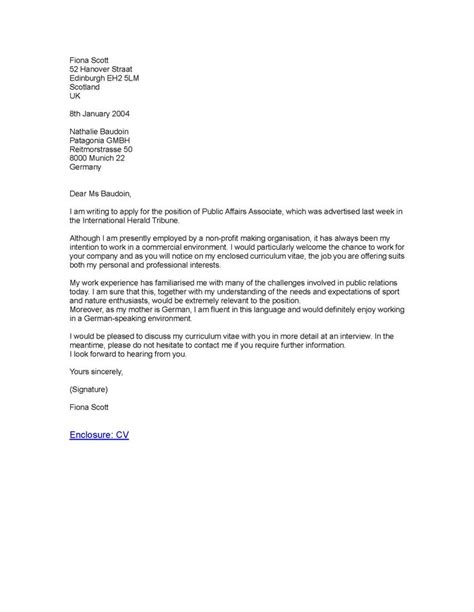 formal business letter applying   job resume samples