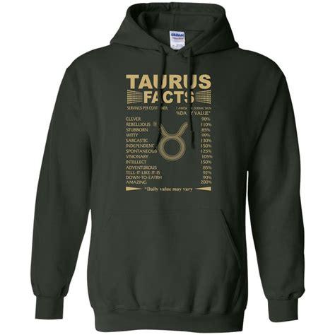 taurus horoscope taurus zodiac facts t shirts hoodies tank top