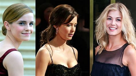 Top 10 British Celebrities With Best Hair And Hairstyle