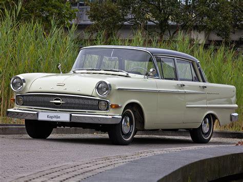 1959 64 Opel Kapitan P 2 Retro Classic Hj Wallpaper