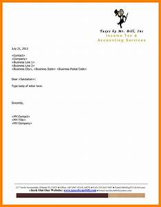 10 letterhead examples edu techation With sample stationery letter