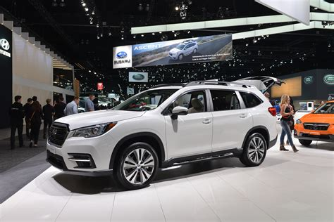 Subaru Ascent 2019 Vs 2020 by 2019 Subaru Ascent Preview