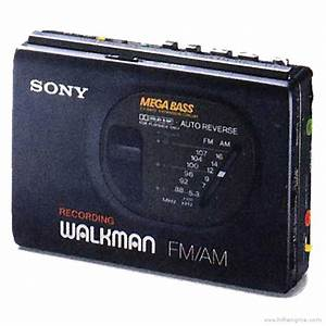 Sony Wm-gx50 - Manual