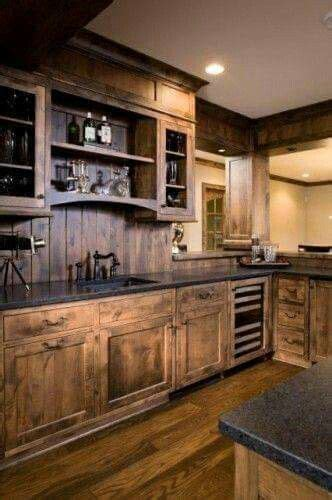 rustic kitchen design ideas rustic kitchen design