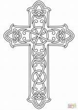 Coloring Cross Celtic Pages Adults Printable Ausmalbilder Designed Clip Mark Malvorlagen Kreuze Supercoloring Kostenlose Kreuz Zum Ausmalbild Ausdrucken Keltisches Tablets sketch template