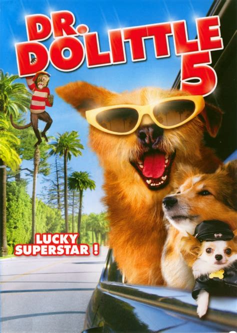 Dr Dolittle Million Dollar Mutts 2009 The Movie