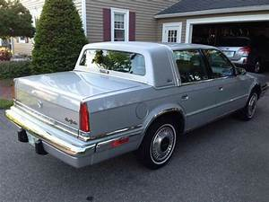 Buy Used 1989 Chrysler New Yorker Landau Sedan 4