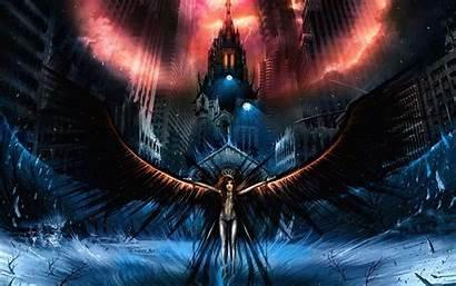 Dark Angel Wallpapers Amazing Fantasy Anime Apocalyptic