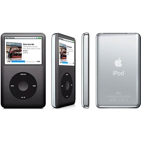 ipod classic 160gb apple 160gb 7th generation ipod classic sears marketplace