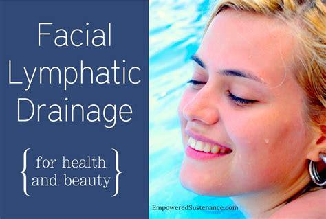 Lymphatic Facial