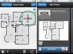 magic plan app makes amazing automatic floor plans urbanist With floor plan web app